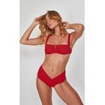 Vermelho Scarlet - Calcinha Leque