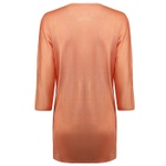 Candy - Túnica Olivia Tricot Rayon Coral