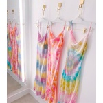 Tie Dye Violeta - Slip Dress