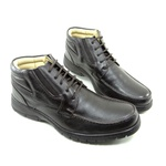 Bota Masculina Conforto Anatomic Gel Brown - 7998