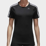 CAMISETA FEMININA D2M 3-STRIPES- BK2682