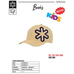 Boné Tuff Kids 4243