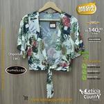 T Shirt Buphallos Feminina 4810