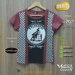 T Shirt Buphallos Feminina 4811