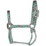 Cabresto para Cavalo Nylon Estampado Boots Horse 3914