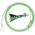 Corda Fast Back Mach 4 4 Tentos MS31 Cabeça para Laço em Dupla 5444