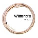 Corda Importada Willard Rope Co Para Laço De Bezerro Profissional B 10.0mm 5466