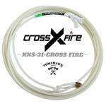 Corda Tomahawk Cross Fire 4 Tentos XXS 31 Cabeça para Laço em Dupla 4992
