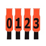 Faixas para Boiada Team Penning Jogo com 30 Peças 4872