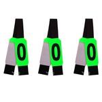 Faixas para Boiada Ranch Sorting Jogo com 10 Peças 4876