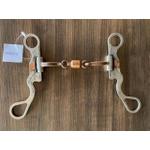 Freio Metalab 287168 Santa Fe Brushed Dog Bone Level 2
