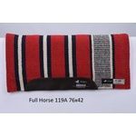 Manta Full Horse Smooth Anatomic Line 119A