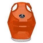 Máscara de Proteção para Cavalos Boots Horse Laranja 4894