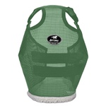 Máscara de Proteção para Cavalos Boots Horse Verde 4895