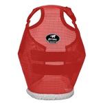 Máscara de Proteção para Cavalos Boots Horse Vermelha 4891