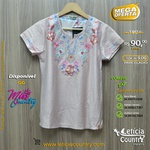 T Shirt Miss Country Feminina 4821