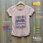 T Shirt Miss Country Feminina 4824