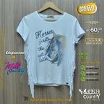 T Shirt Miss Country Feminina 4825