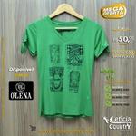 T Shirt Olena Feminina 4813