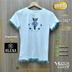 T Shirt Olena Feminina 4815