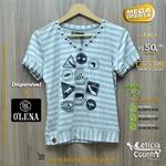 T Shirt Olena Feminina 4817