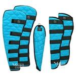 Protetor de Viagem Extra Longo Azul Turquesa Mhorse 4964