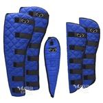 Protetor de Viagem Extra Longo Azul Royal Sport Equine 5207