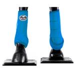 Boleteira Traseira Longa Boots Horse Azul Turquesa 4899