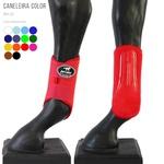 Caneleira Curta Color Boots Horse 4547