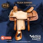 Sela de Laço Team Roping Profissional Pro Horse 5203