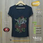 T Shirt Tassa Feminina 4803