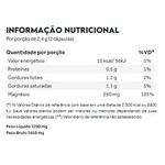 BIO MAGNÉSIO - 60 CÁPSULAS
