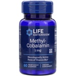 VITAMINA B12 - 1MG - METHYLCOBALAMIN - 60 PASTILHAS SUBLINGUAL