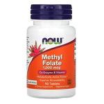 METILFOLATO - METHYLFOLATE - 1000 MCG - 90 TABLETE - LE VERT NATURAL