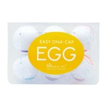 CAIXA EGG EASY BEAT C/ 6 UN.