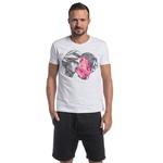 T-shirt Camiseta MULHER LOBO