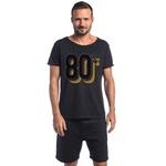 T-shirt Camiseta ANOS 80