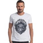 T-shirt Camiseta Lobo Native
