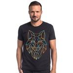 T-shirt Camiseta Lobo Line WOLF
