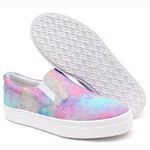 Slip On Casual Feminino Life Rock Tie Dye
