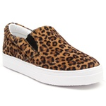 Slip On Casual Feminino Life Rock Onça