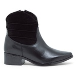 Bota Country Orcade - Preto