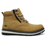 Bota Zip One - Creme