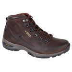 Bota Trekking Albarus Brown Escovado - Outlet