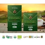 Café Coronel – Orgânico - Torrado e Moído - 1 Kg