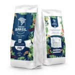 Café Gourmet Novo Brasil - Torrado e Moído - Torra Média/Clara - 250g
