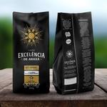 Café Excelência - de Araxá - Café Gourmet Moagem Média 500g
