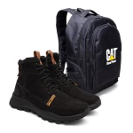 Kit Bota Zip Trail 3022 + Mochila Stronger