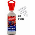 Tinta Acrilex Acripuff 35ml Branco