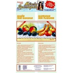 Kit Pano de Copa Márcia Spassapan Frutas Mod. 72